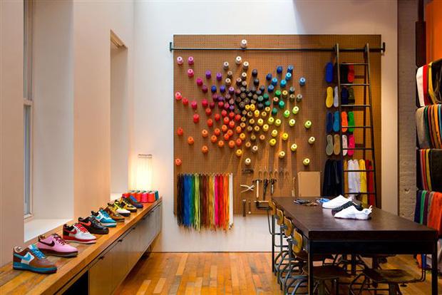 Tervezz saját cipőt  Nike iD Bespoke   21 Mercer NYC 1346d33a18