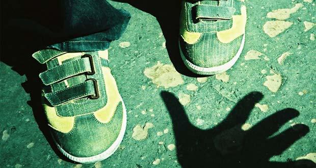 Tisza cipő