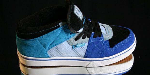 DC Smith 2.0 fekete/kápráztató kék (black/dazzling blue) színben
