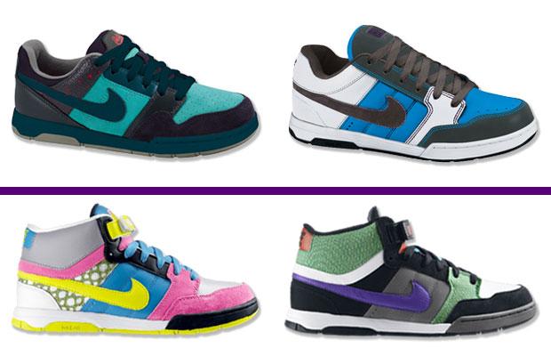 Nyári Nike 6.0 felhozatal srácoknak és csajoknak