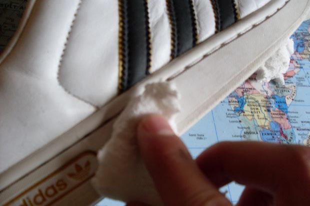 A Nagy JGoods Cipőfelújító Készlet Teszt sneakerbox.hu blog
