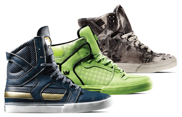 Supra 2010 tavaszi nyári cipők - válogatás az itthon is kapható modellekből