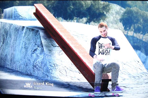 Skate 3 - Lizard King