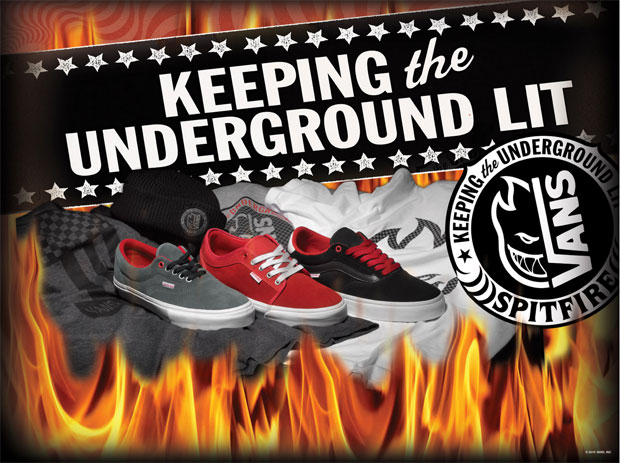 Vans x Spitfire Keep The Underground Lit - sneakerbox.hu blog   shop 34dc290a85