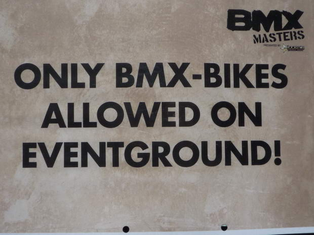 Selejtezők napja a BMX Mastersen