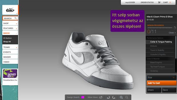 Új Generációja Nike A Sneakerbox 6 0 Nation Cipőtervezés Id hu AjL5Rc34q