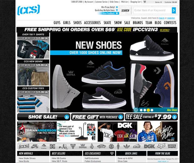 CCS.com webshop - itt is érdemes böngészni