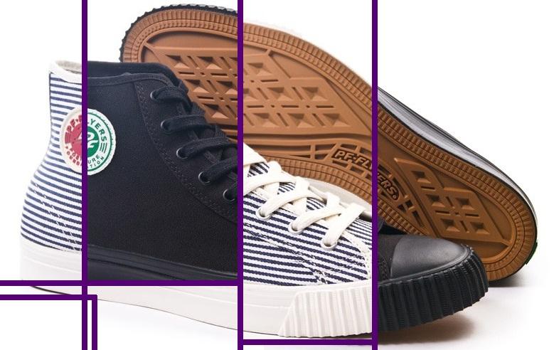 PF Flyers tavasznyár cipőszemle sneakerbox.hu blog