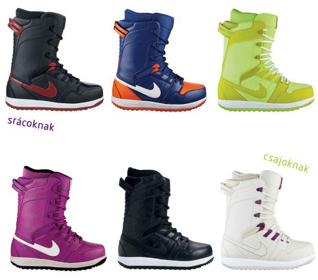 Nike 6.0 Vapen snowboard cipők sneakerbox.hu blog