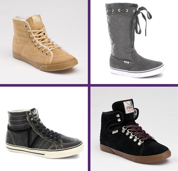 2010 tavaszi Vans cipők csajoknak sneakerbox.hu blog