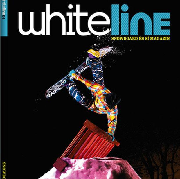 Megjelent a Whiteline magazin 2011/12-es száma