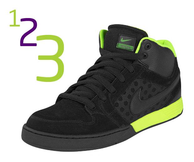 Itt a Nike Mogan Mid 3