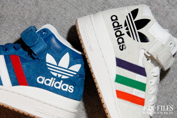 Az adidas színkompozícióban ismét alkotott