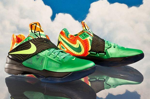 Nike Zoom KD IV Weatherman- a továbbiakhoz kattints a galériára!