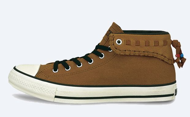 Converse Japan All Star Ox Turndown LC