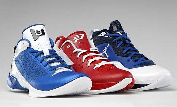 Jordan All Star kollekció 2012