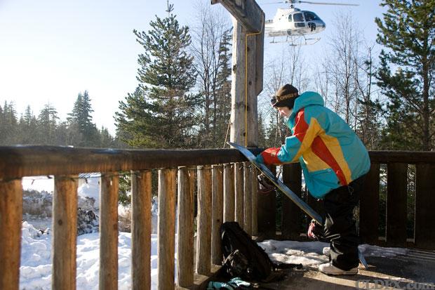 Torstein Horgmo, a norvég snowboardos fenegyerek