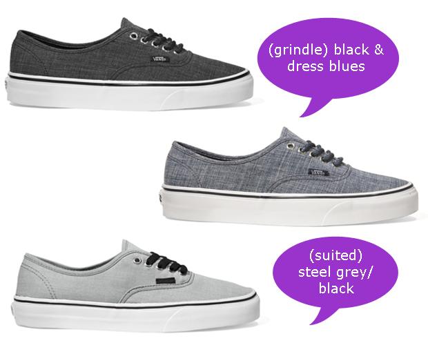 Vans Classics 2012 tavasz nyár sneakerbox.hu blog