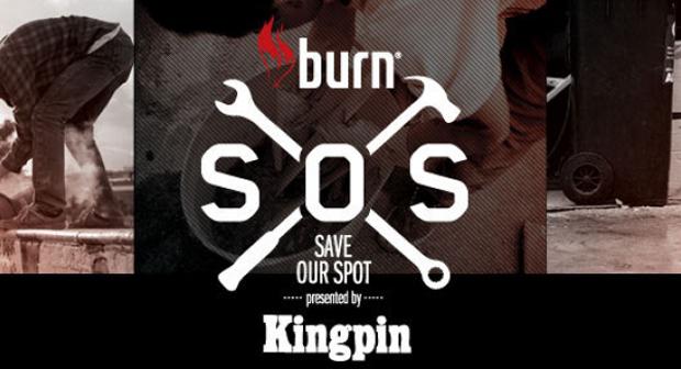 A Burn és a kingpin közös mentőakciója