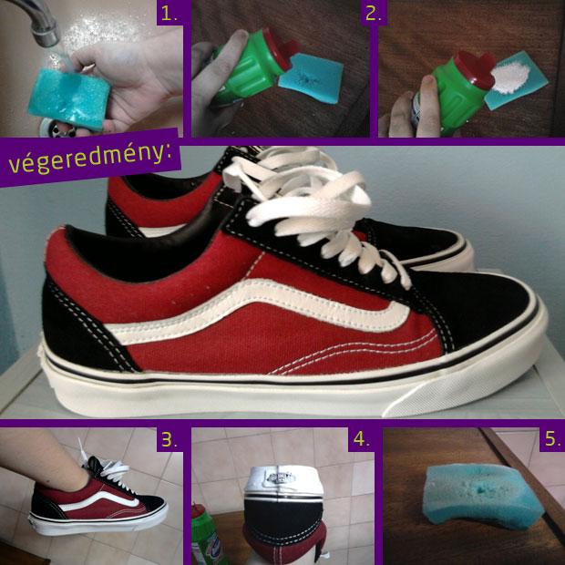 Gréta Házi Praktikái: cipőtisztítás :)