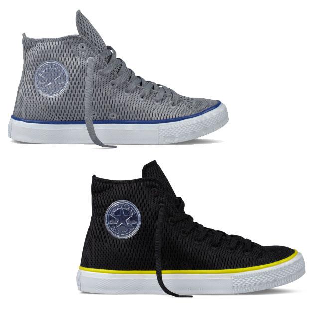 Converse Chuck Taylor Reform cipők (szürke és fekete)