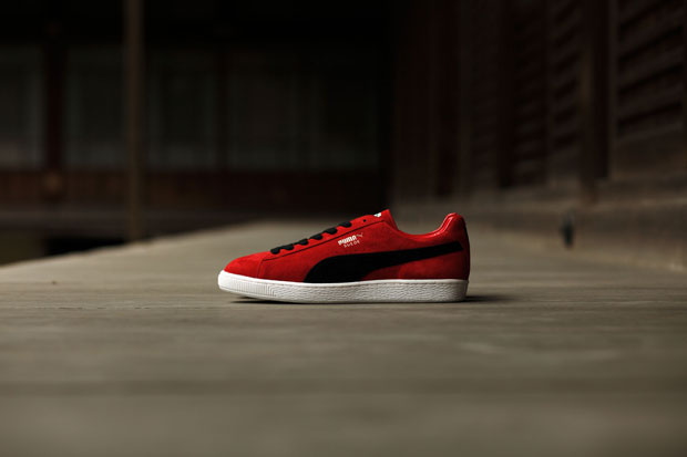 "Puma Suede ""Made in Japan"""