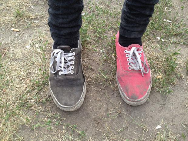 3b05807d1121 Vans Classics cipők - idén tele volt velük minden fesztivál