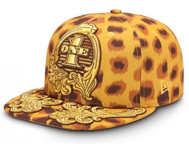 No.1 leopárd mintás darab az Arab Spring kollekcióból