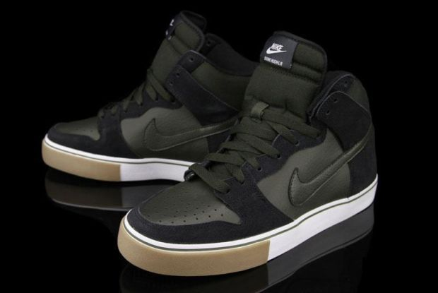 "Nike Dunk High LR ""Sequoia"""