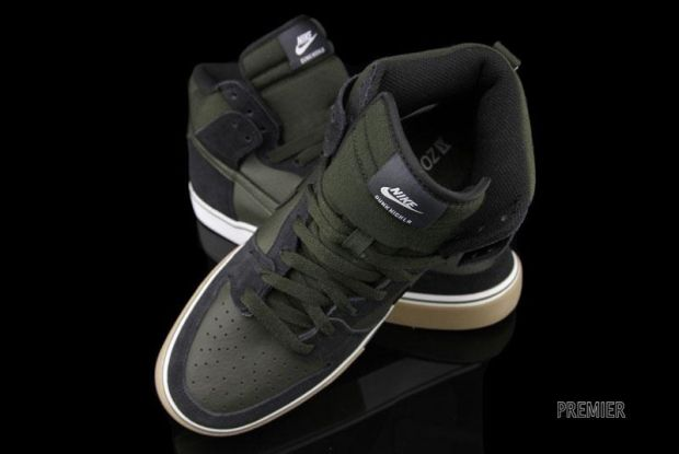 "Nike Dunk High LR ""Sequoia"""