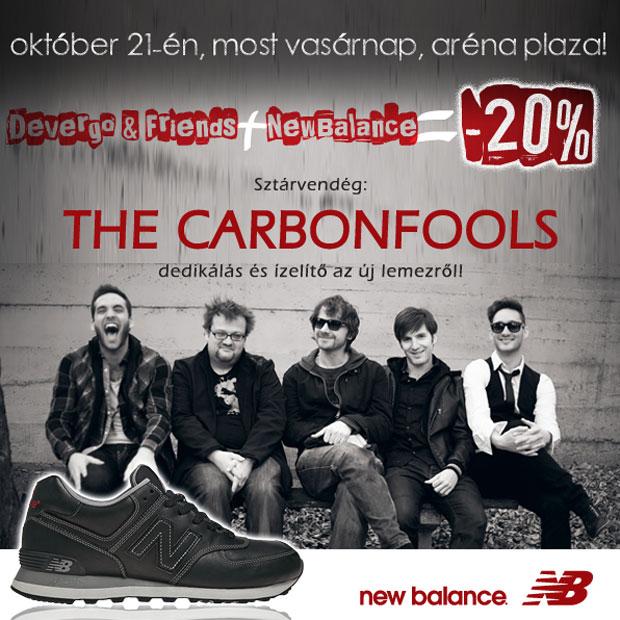 New Balance nap az Aréna Plazaban - 2012 október 21. vasárnap