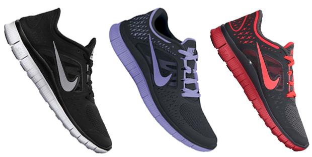 Nike Free Run +3 női futócipők sneakerbox.hu blog