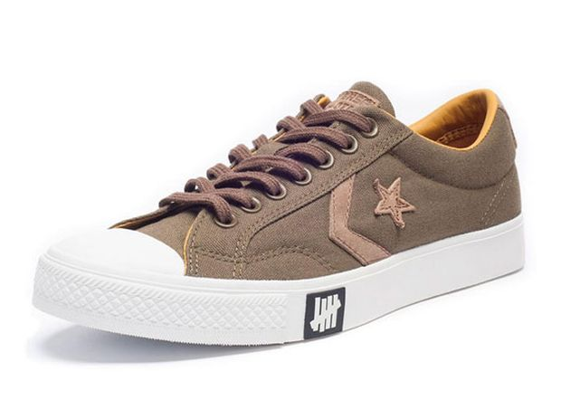 UNDFTD x Converse Winter 2012 Collection