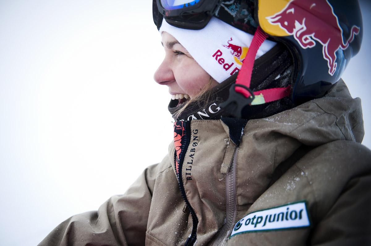 Anna Gyarmati Panka interjú snowboard- Lifestyle