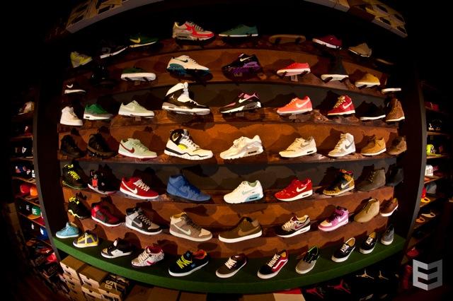 BP Shop sneakers cipők Nike Jordan Gravis Vans