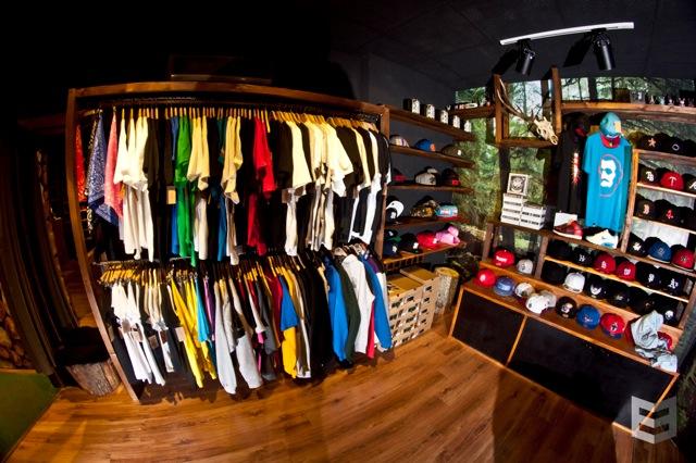 BP Shop BP Clothing üzlet