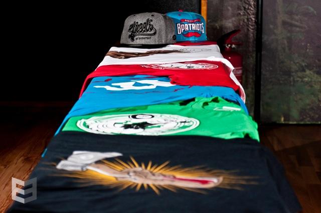 BP Shop Classic pólók és sapkák