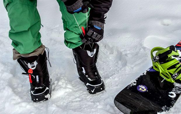 Snowboard bakancs vásarlási és ápolasi tanácsok