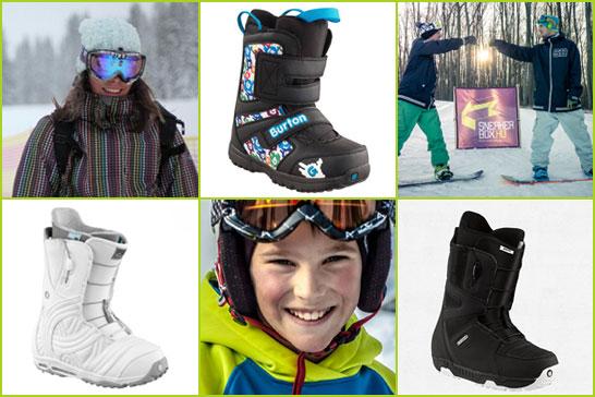 Vanda, Boti és a snkrbx krú snowboard cipője