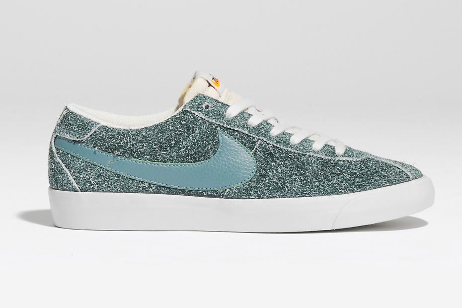 Nike Bruin VNTG - Sea weed