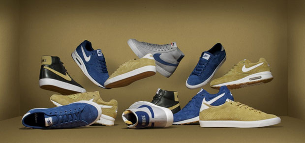 size? x Nike 'Perf' pack: fini Air Maxek, Blazerek és Zoom All Court cipők