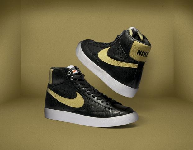 size? x Nike 'Perf' pack: Blazer '77 Mid