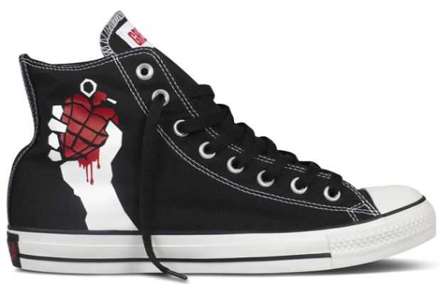Green Day x Converse – Album Pack