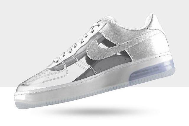 Nike Air Force 1 AC Navy kollekció sneakerbox.hu blog