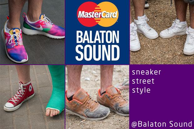 Sneaker Street Style Festival Edition: MasterCard Balaton Sound