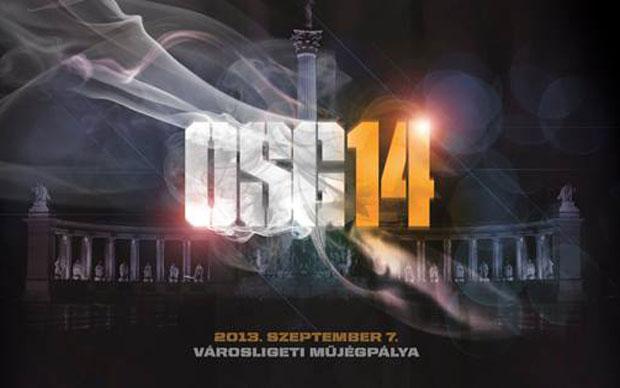 2013. szeptember 7. - OSG 14 a városligeti Műjégpályán