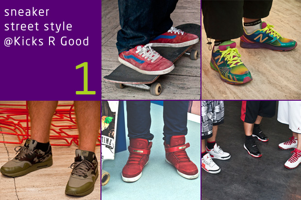 Sneaker Street Style @ Kicks R Good 1.