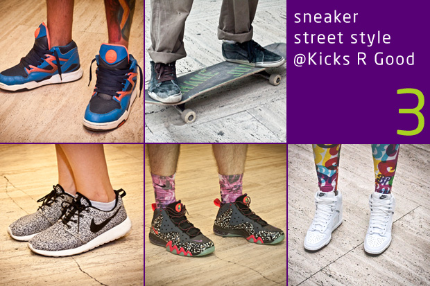 Sneaker Street Style @ Kicks R Good 3.