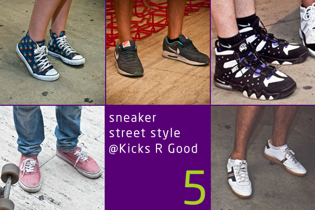Sneaker Street Style @ Kicks R Good 5.