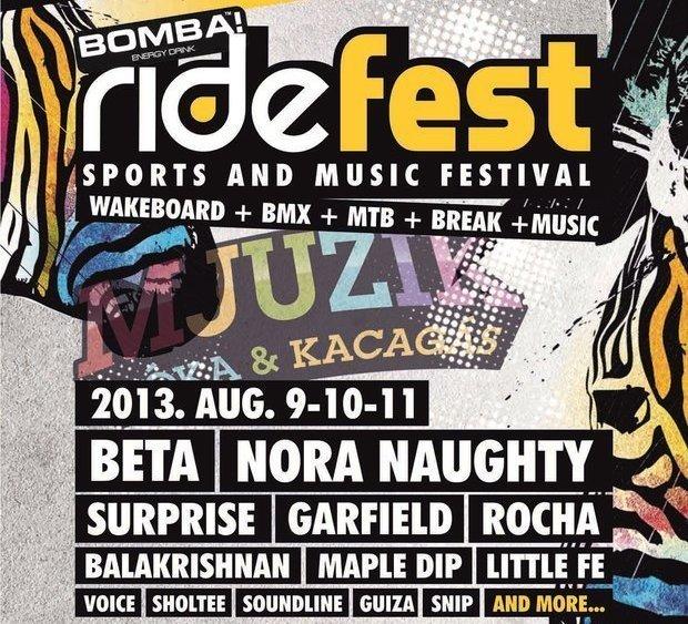 Ridefest 2013. 08. 09. - Kecskemét